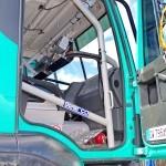 Участник ралли Париж-Дакар IVECO Trakker 4x4 на тест-драйве нового IVECO Trakker полигон НАМИ 2014 - 11