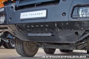 тест-драйв нового IVECO Trakker полигон НАМИ 2014 - 13
