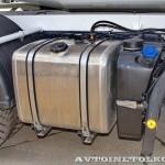 Самосвал МультиТрак на шасси IVECO Trakker 8x4 на тест-драйве нового IVECO Trakker полигон НАМИ 2014 - 2