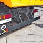 Самосвал МультиТрак на шасси IVECO Trakker 8x4 на тест-драйве нового IVECO Trakker полигон НАМИ 2014 - 4