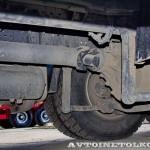 Самосвал МультиТрак на шасси IVECO Trakker 8x4 на тест-драйве нового IVECO Trakker полигон НАМИ 2014 - 5