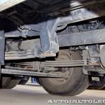 Самосвал МультиТрак на шасси IVECO Trakker 8x4 на тест-драйве нового IVECO Trakker полигон НАМИ 2014 - 6