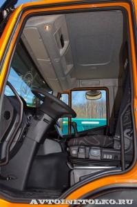 тест-драйв нового IVECO Trakker полигон НАМИ 2014 - 3