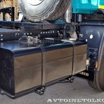 Седельный тягач IVECO-АМТ 633910 на тест-драйве нового IVECO Trakker полигон НАМИ 2014 - 8