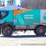 Участник ралли Париж-Дакар IVECO Trakker 4x4 на тест-драйве нового IVECO Trakker полигон НАМИ 2014 - 36