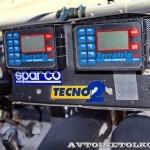 Участник ралли Париж-Дакар IVECO Trakker 4x4 на тест-драйве нового IVECO Trakker полигон НАМИ 2014 - 1