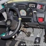 Участник ралли Париж-Дакар IVECO Trakker 4x4 на тест-драйве нового IVECO Trakker полигон НАМИ 2014 - 2