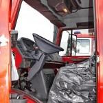 Mercedes-Benz Unimog U-4000 на стенде Лесхозмаш на выставке Пожарная безопасность 2014 - 9