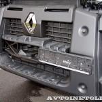 Строительный самосвал Renault K460 с кузовом Wielton на презентации R-EVOLUTION 2014 - 4