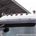 Магистральный седельный тягач Renault T520 с изотермическим полуприцепом Schmitz Cargobull на презентации R-EVOLUTION 2014 - 4