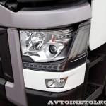 Магистральный седельный тягач Renault T520 с изотермическим полуприцепом Schmitz Cargobull на презентации R-EVOLUTION 2014 - 5