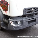 Развозной фургон Мосдизайнмаш на шасси Renault D180 на презентации R-EVOLUTION 2014 - 5
