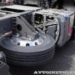 Магистральный седельный тягач Renault T460 на презентации R-EVOLUTION 2014 - 7