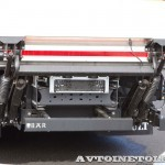 Развозной фургон Schmitz Cargobull на шасси Renault D340 на презентации R-EVOLUTION - 5