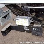 Развозной фургон Schmitz Cargobull на шасси Renault D340 на презентации R-EVOLUTION - 6