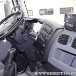 Развозной фургон Schmitz Cargobull на шасси Renault D340 на презентации R-EVOLUTION - 10