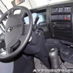 Развозной фургон Schmitz Cargobull на шасси Renault D340 на презентации R-EVOLUTION - 11