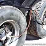 сортиментовоз Тонар-652802 с системой управления давлением в шинах Tireboss - 4