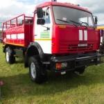 лесопожарная автоцистера АЦ 3,0-40 (43501) ВЛ Лесхозмаш на форуме ТВМ 2012 - 1