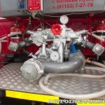лесопожарная автоцистера АЦ 3,0-40 (43501) ВЛ Лесхозмаш на форуме ТВМ 2012 - 4