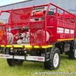 лесопожарная автоцистера АЦ 3,0-40 (43501) ВЛ Лесхозмаш на форуме ТВМ 2012 - 6