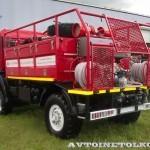 лесопожарная автоцистера АЦ 3,0-40 (43501) ВЛ Лесхозмаш на форуме ТВМ 2012 - 7