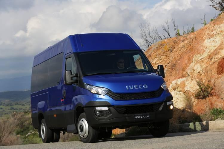 IVECO Daily третьего поколения -5
