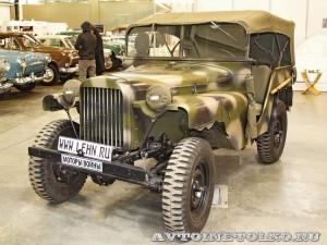 ГАЗ-64 на XXI Олдтаймер Галерее - 1
