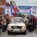 Москвич 1600SL Ралли на ралли Bosch Moskau Klassik 2014 - 2