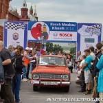 Москвич 412 на ралли Bosch Moskau Klassik 2014 - 2