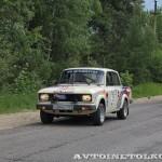 Москвич 1600SL Ралли на ралли Bosch Moskau Klassik 2014 - 3