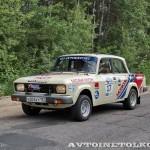 Москвич 1600SL Ралли на ралли Bosch Moskau Klassik 2014 - 4