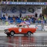 Москвич 412 на ралли Bosch Moskau Klassik 2014 - 9