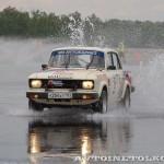 Москвич 1600SL Ралли на ралли Bosch Moskau Klassik 2014 - 12