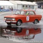 Москвич 412 на ралли Bosch Moskau Klassik 2014 - 17