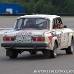 Москвич 1600SL Ралли на ралли Bosch Moskau Klassik 2014 - 15