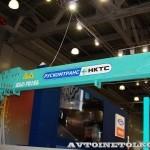 Ford Cargo 2532 6х2 с КМУ HKTC HLC-7016 Рускомтранс на выставке СТТ 2014 - 4