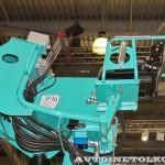Ford Cargo 2532 6х2 с КМУ HKTC HLC-7016 Рускомтранс на выставке СТТ 2014 - 5