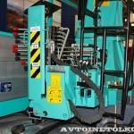 Ford Cargo 2532 6х2 с КМУ HKTC HLC-7016 Рускомтранс на выставке СТТ 2014 - 6