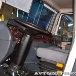 Полноприводное шасси КрАЗ 7634НЕ (Н27.3ЕХ) на выставке СТТ 2014 - 5
