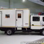 Hino-300 crew cab ПАРМ Рускомтранс на выставке СТТ 2014 - 2