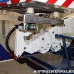 АГП-18Т CTE на ГАЗель NEXT Рускомтранс на выставке СТТ 2014 - 3