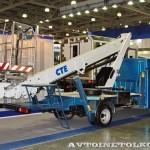 АГП-18Т CTE на ГАЗель NEXT Рускомтранс на выставке СТТ 2014 - 4