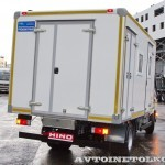 Hino-300 crew cab ПАРМ Рускомтранс на выставке СТТ 2014 - 4