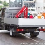 ГАЗель NEXT двойная кабина борт с КМУ Maxilift ML 150.3 Рускомтранс на выставке СТТ 2014 - 3