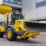 универсальная дорожная машина К-702МБА-УДМ2-3 на выставке СТТ-2014 - 5