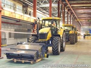 Завод ГолАЗ апрель 2013 года - 4