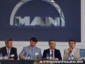 Новый дилерский Центр MAN Иларавто в Москве - 12