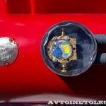 пожарная автоцистерна АЦ-2-5-40 с газовым двигателем на салоне Комплексная Безопасность 2014 - 3
