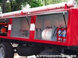 Пожарный прицеп ПЦ-3-5 на салоне Комплексная Безопасность 2014 - 3